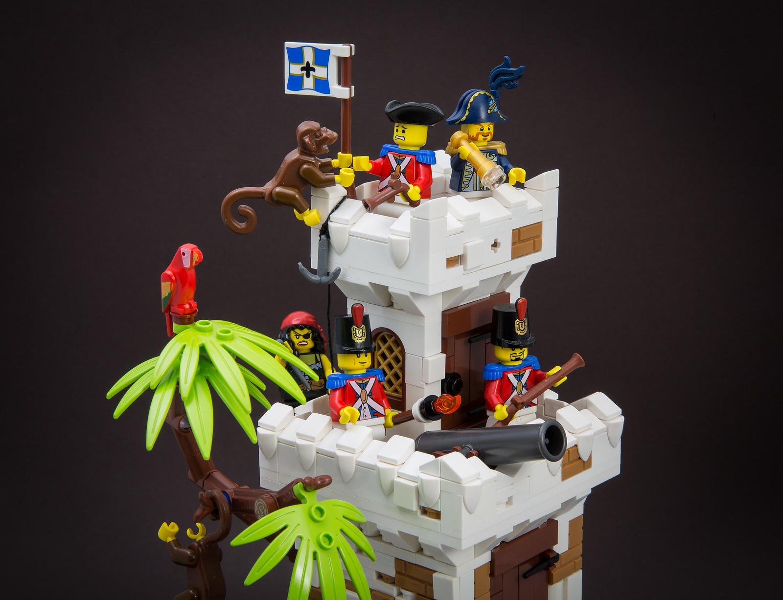 lego pirates moc