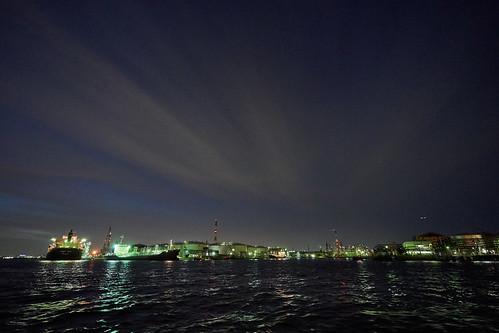 京浜工場地帯