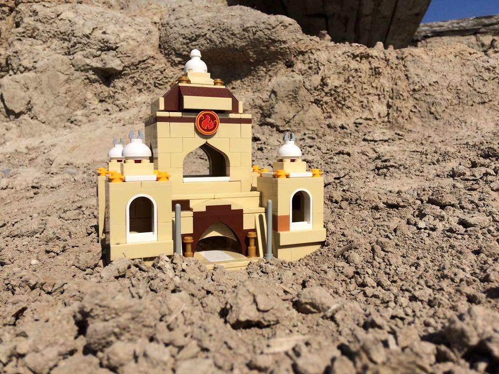 Призрачный замок шейха