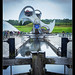 Falkirk Wheel 3 - two boats at once