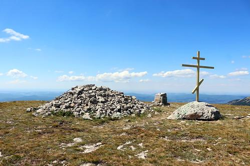 Mount Roman-Kosh, summit, 2018.07.02 (01)
