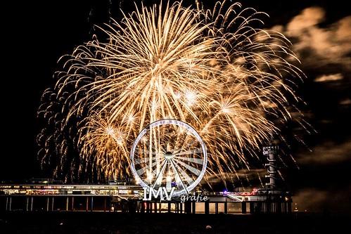 WINNERS SIROTECHNICS - SCHEVENINGEN 2018 FIREWORKS FESTIVAL