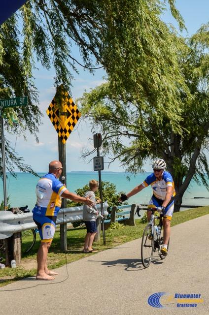 The 2016 Bluewater International Granfondo Event