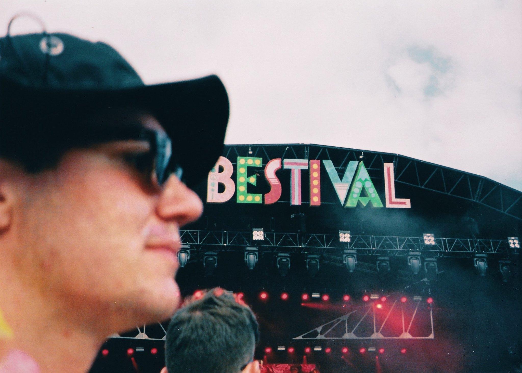 Bestival 2018 | blog review | music festival | plantsandgoodvibes | Bestival logo Richard
