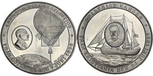 Andrées Polar Expedition Medal