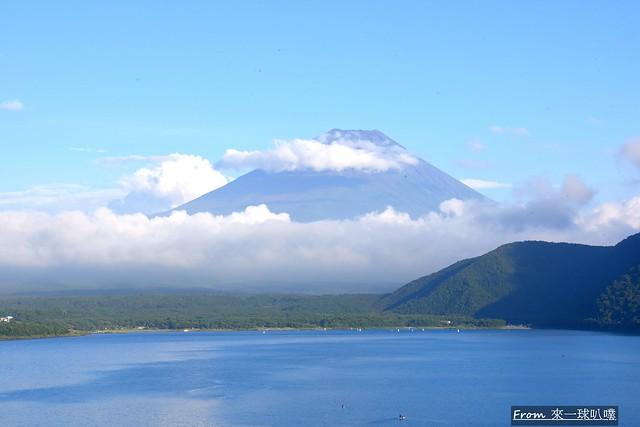 本栖湖千円札富士-千元日幣背面富士山拍攝地18