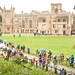 Leaders at Newstead Abbey