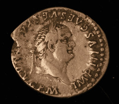 Roman coin found in Yorkshire
