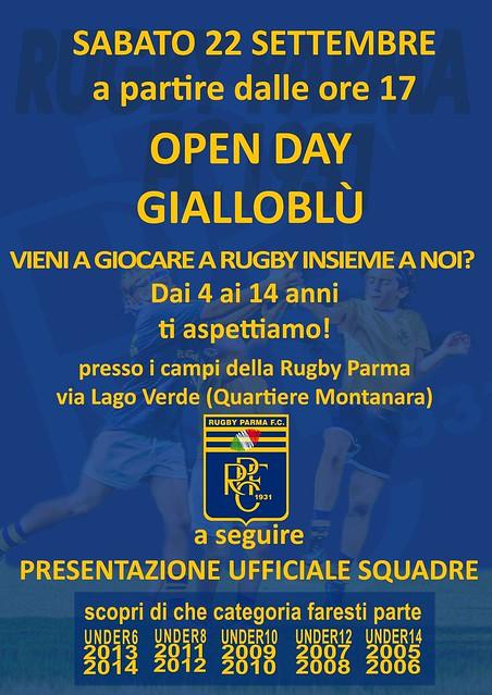 Open day RPFC