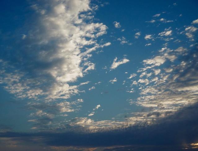 Abendwolken, Panasonic DMC-SZ10