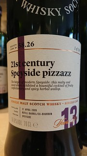 SMWS 58.26 - 21st century Speyside pizzazz