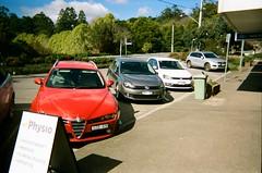 2018 Parking Lot - Alfa Romeo, Volkswagen, Volkswagen