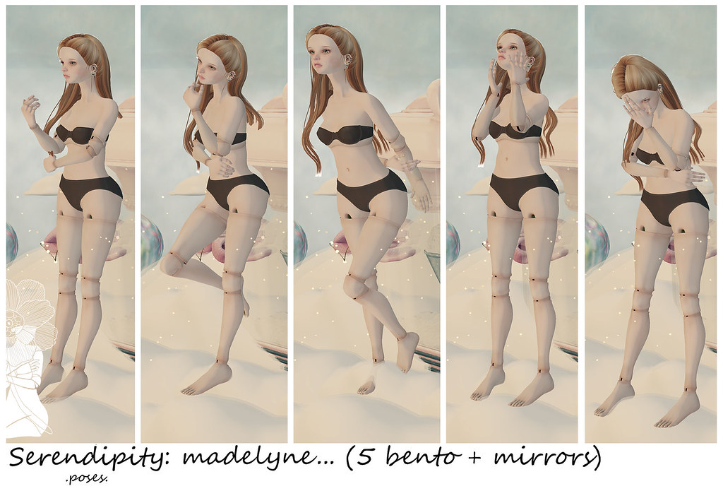 Serendipity: madelyne… 30L Saturday