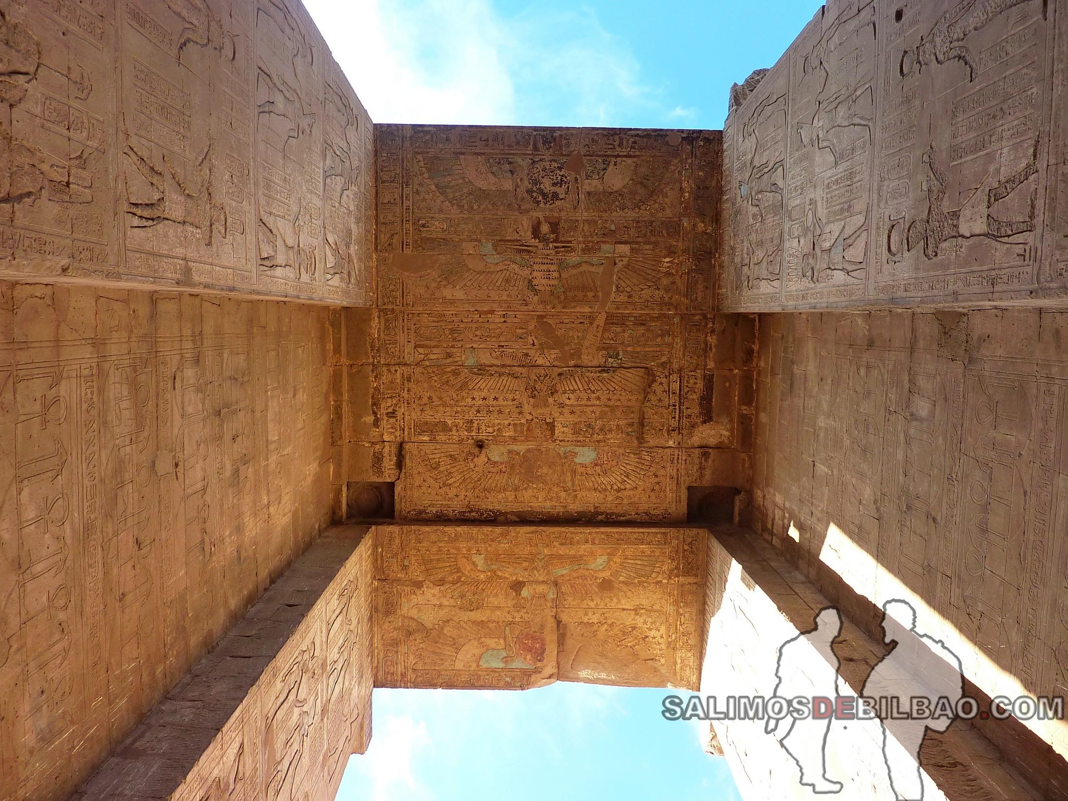 0688. Templo de Edfú