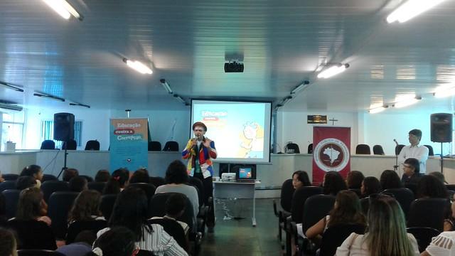 Projeto Educação Contra a Corrupção e a Sonegação - Serra Talhada (19/09/18)