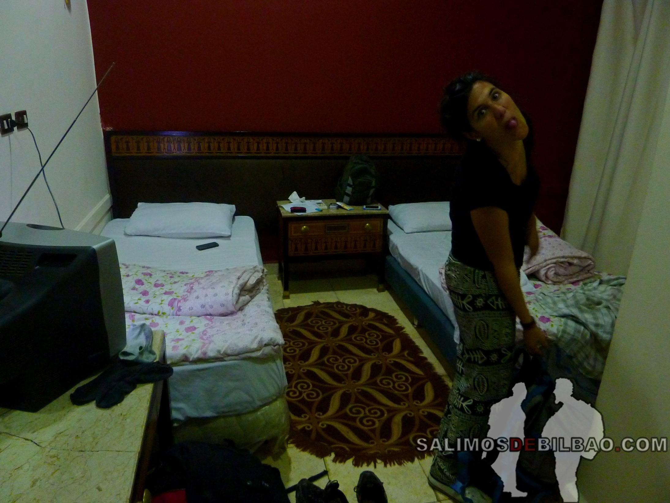 0056. Saioa, Hotel One Season, Cairo