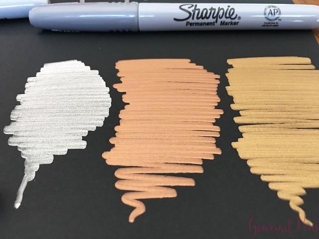 Sharpie Metallic Markers @JetPens 3