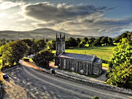 St Anne's Church, Killanne, County Wexford (1832)