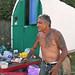Gypsy and his caravan by sophie_merlo
