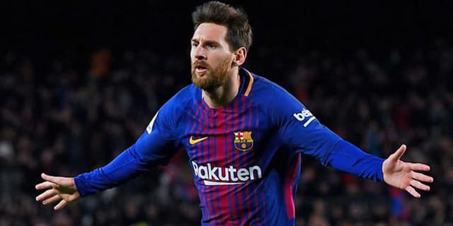 Beruntungnya Barcelona Punya Pemain Lionel Messi
