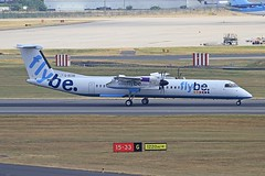 G-ECOE DHC-8-402 Flybe BHX 14-07-18