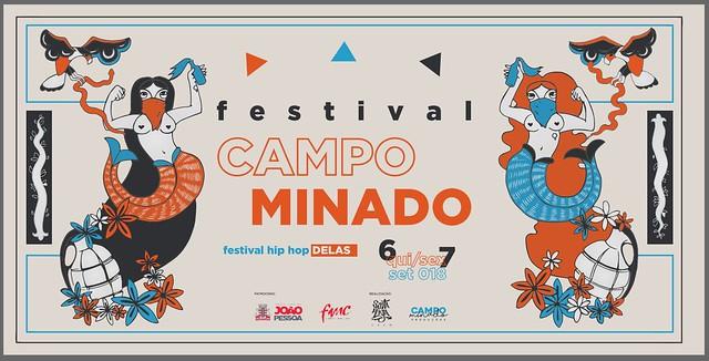 Festival conta com larga programação, que vai desde oficinas até shows, que integram o Hip Hop Delas - Créditos: Divulgação