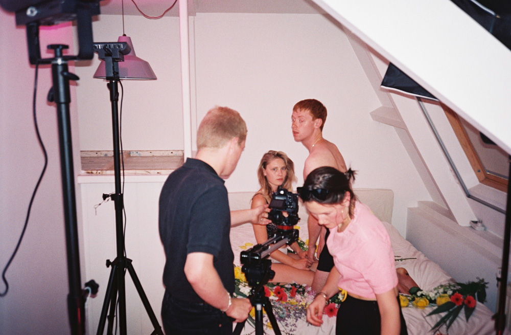 BTS: BUNGALOW video