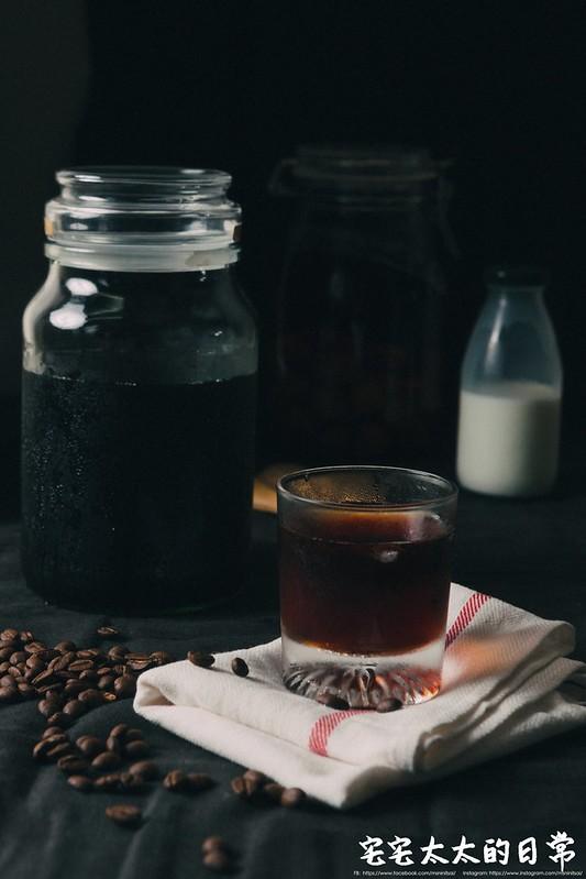 冷泡咖啡,料理食譜 @陳小可的吃喝玩樂