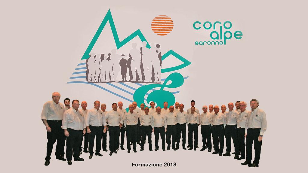 Coro Alpe Formazione 2018
