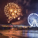Fireworks festival, Scheveningen.