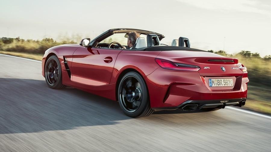 BMW Z4 roadster premiera 5
