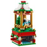 Nouveauté LEGO 40293 Christmas Carousel
