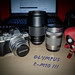 Olympus E-M10 III Deadpool likes it.