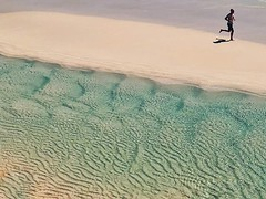 Running into the weekend !! Always fun to see what the sand of #stradbrokeisland #minjerribah will deliver this weekend. #nature_brilliance #EarthVisuals #artofvisuals #welivetoexplore #natureaddict #naturediversity #ourplanetdaily #saltlife #staysalty #s