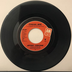 JEFFEREY OSBORNE:DON'T STOP(RECORD SIDE-B)