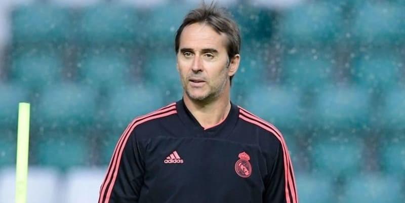 Julen Lopetegui Merasa Bingung Pilih Kiper Utama Real Madrid