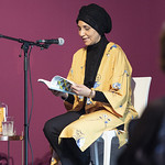 Leila Aboulela reads her 'Freedom Paper' | © Suzanne Heffron