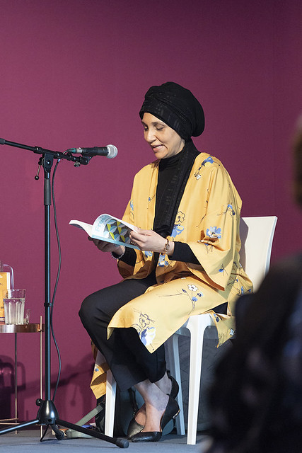 Leila Aboulela reads her 'Freedom Paper'