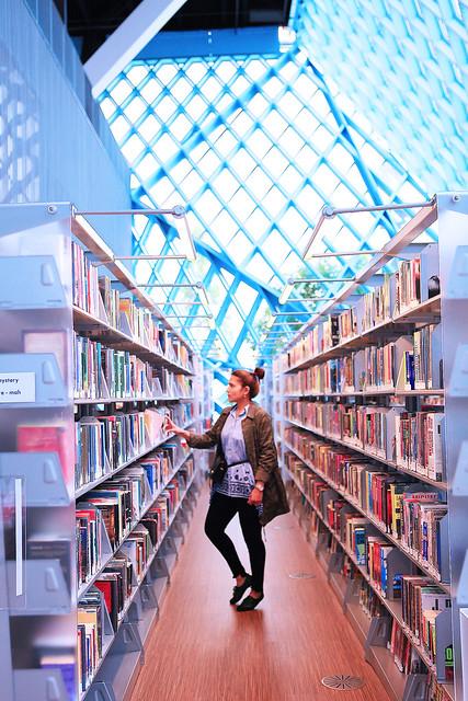 Seattle Public Library Tanvii.com