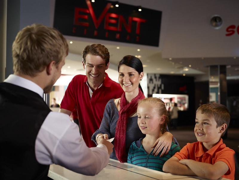 Treat your Dad with Event Cinemas this Father's Day