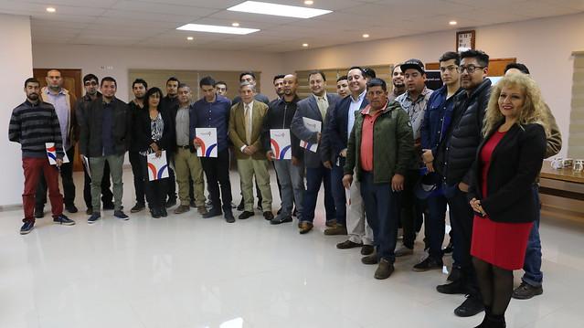 70 transportistas del puerto de Iquique iniciaron capacitación en conducción sustentable