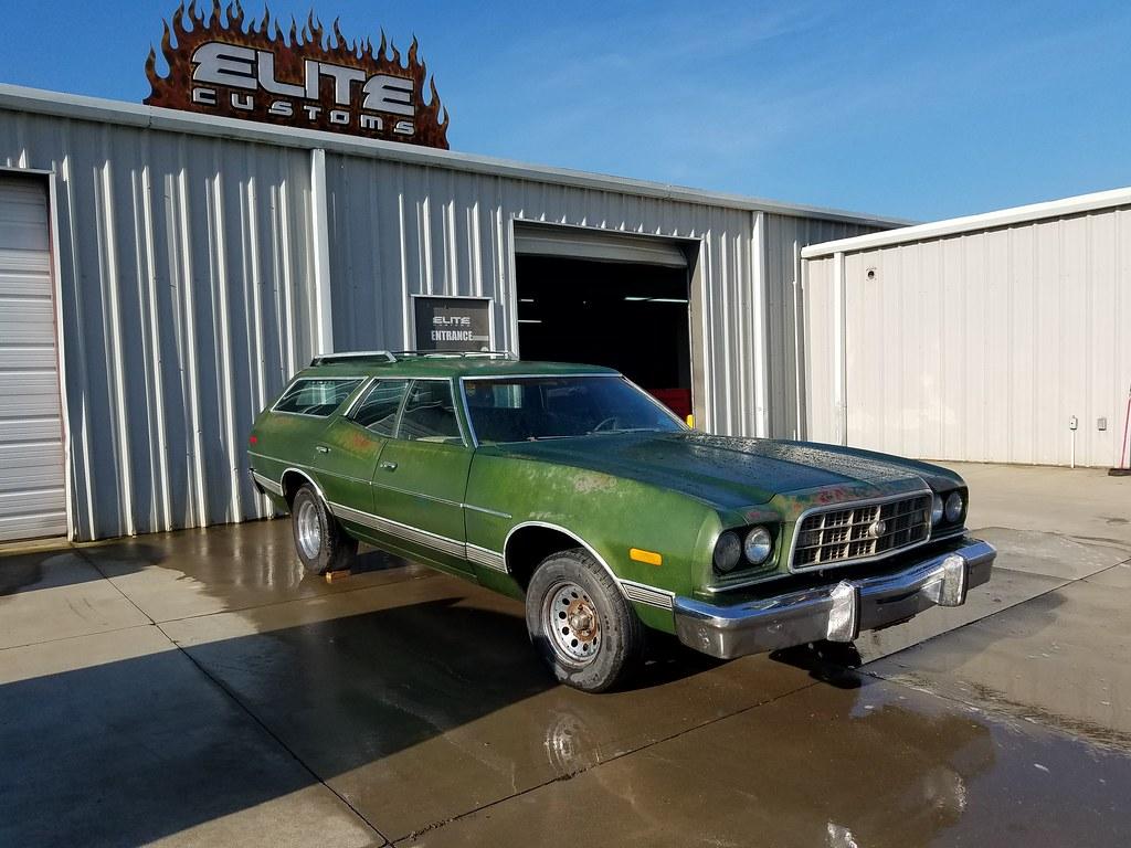 1973 Ford Gran Torino Wagon