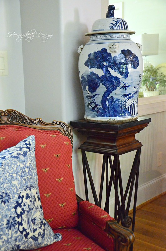 Chinoiserie Ginger Jar-Housepitality Designs