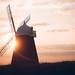 Halnaker Windmill, England