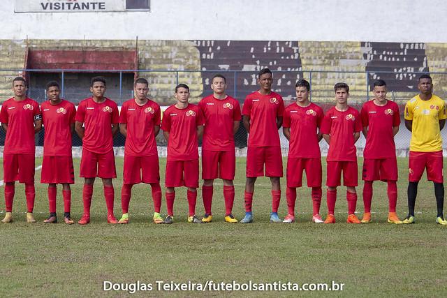 Jabaquara 1 x 0 Mauá Futebol (Sub-20)