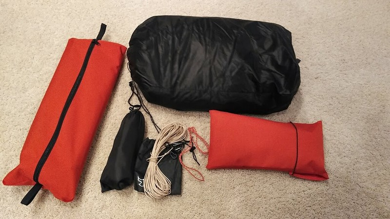"""SLD Winter Hot Tent """"The Cabin"""" Prototype"""