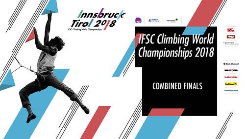 IFSC World Championships Innsbruck 2018