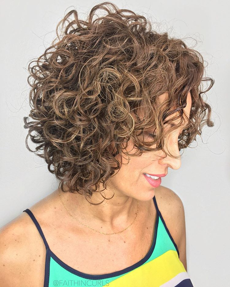 Best Haircuts For Curly Hair 2019 That Stand Out 7