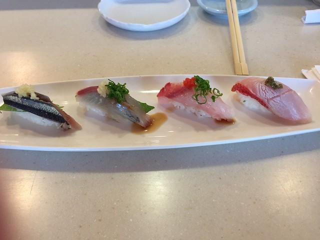 Sushi Gnocchi