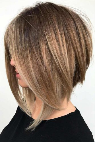 Best Medium Length Haircuts For Thick Hair 2019 -Amazing Look 8